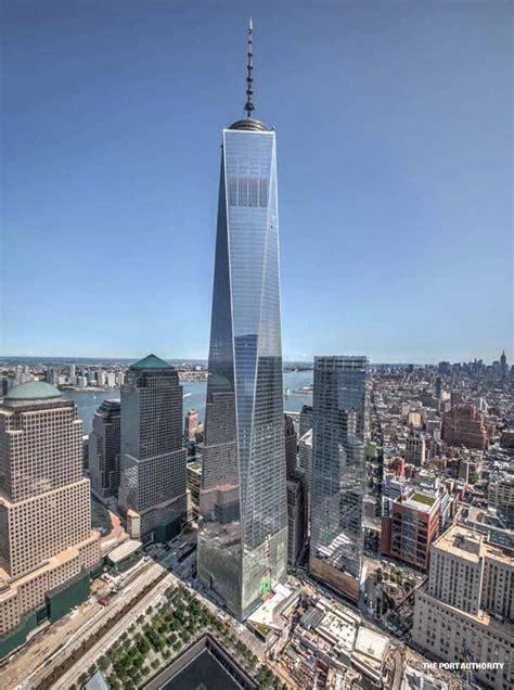 One World Trade Center  Freedom Tower  – New York, U.S ...