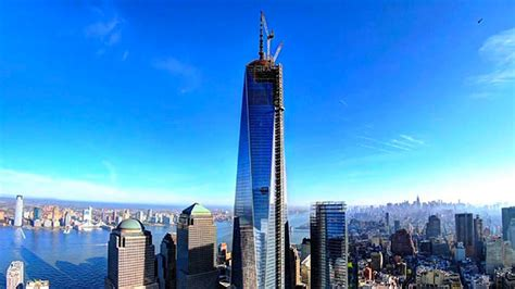 One World Trade Center Is Now America s Tallest Building ...