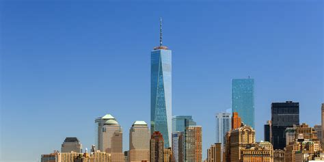 One World Trade Center Is Officially America s Tallest ...