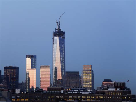 One World Trade Center Just Became The Tallest Building In ...