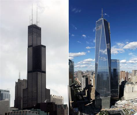 One World Trade Center named tallest building in U.S ...