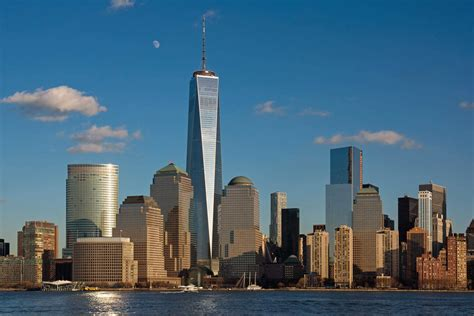 One World Trade Center Opens Its Doors in New York City   Time