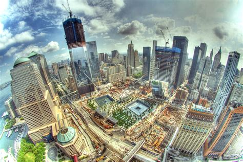 One World Trade Center, Reconstructed as Freedom Tower ...