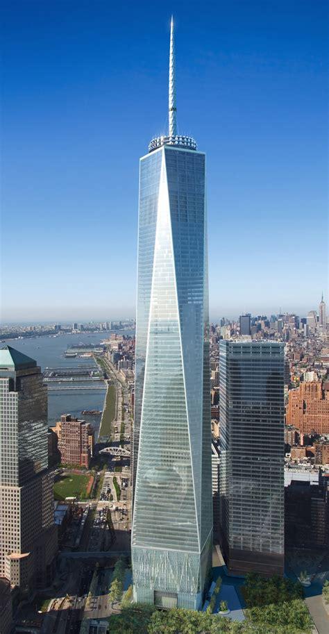 One World Trade Center   Skyscraper in New York City ...