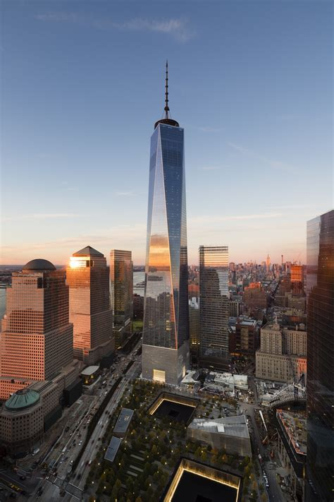 One World Trade Center / SOM   ArchDaily