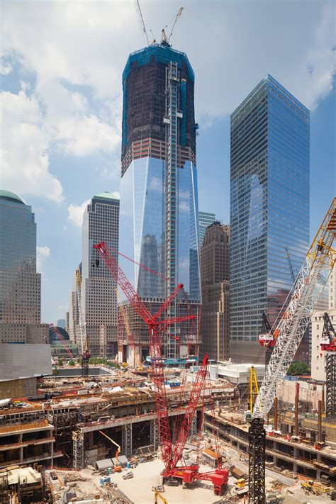 One World Trade Center Structure | Steel Institute of New York
