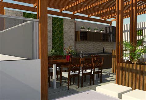 Oniria: Diseño de Terraza en Azotea