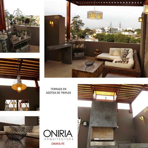 Oniria: Diseño y Ejecución de Terrazas