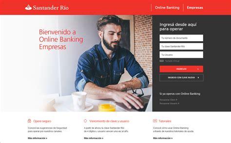 Online banking empresas