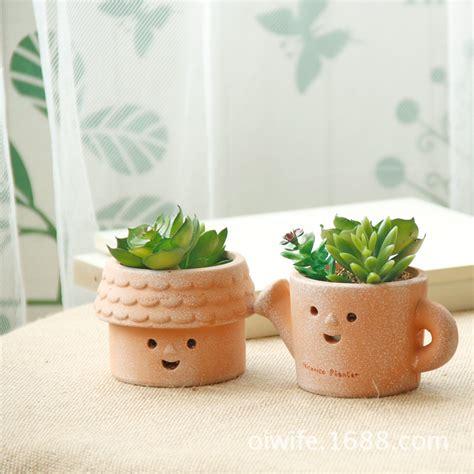 Online Buy Wholesale mini terracotta pots from China mini ...