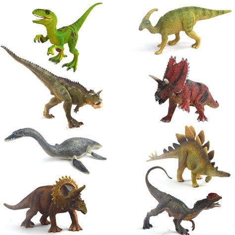 Online Buy Wholesale plastic dinosaurs from China plastic ...