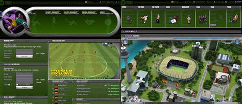 Online Football Management Game | Play Free Football ...