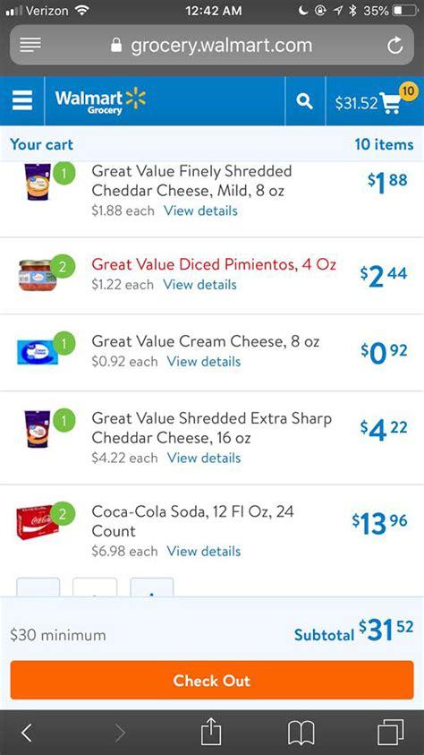 online grocery order walmart   momhomeguide.com