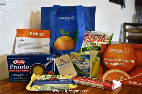 Online Grocery Shopping Made Easy: Walmart Grocery Pickup ...