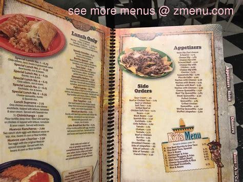 Online Menu of La Tolteca Restaurant, Waldorf, Maryland ...