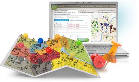 Online Territory Planner Software | MyRouteOnline