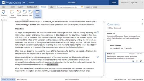 Online Word Editor