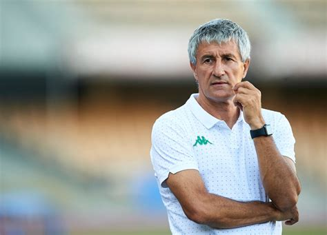 Only details left   Quique Setien will become Barcelona s ...
