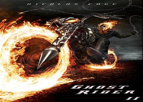 Only Wallpapers: Ghost Rider  film