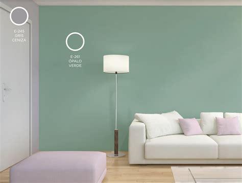 Ópalo verde, la primavera en la pared :: Pinturas Lepanto ...
