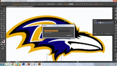 opciones de vectorizar una imagen en baja resolución ...