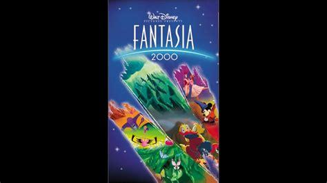 Opening to Fantasia   2000 2000 VHS   YouTube