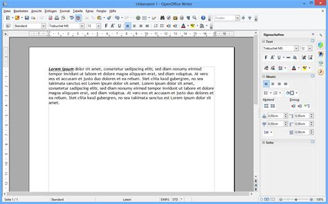OpenOffice Free Download For Windows 7 & 10   Softlay