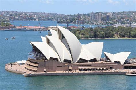 Opéra de Sydney : emblème de l Australie