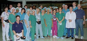 Operation Walk Cuba team, CIMEQ Hospital, June 1997 ...