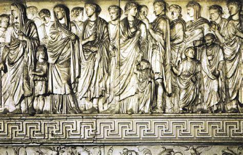 Opiniones de arte de la antigua roma