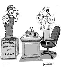 Opiniones de convenio colectivo de trabajo
