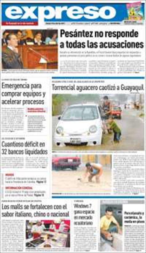 Opiniones de Diario Expreso