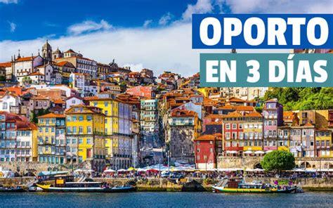 Oporto en 3 días | GUÍA DE VIAJE COMPLETA: 3 Días en Oporto