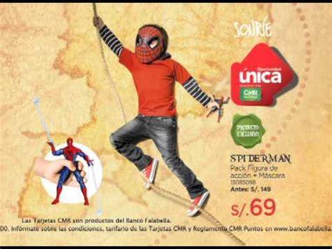 Oportunidad Única en Saga Falabella: Spiderman   YouTube