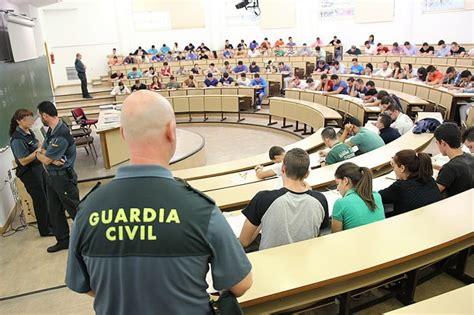 Oposiciones a Guardia Civil 2019