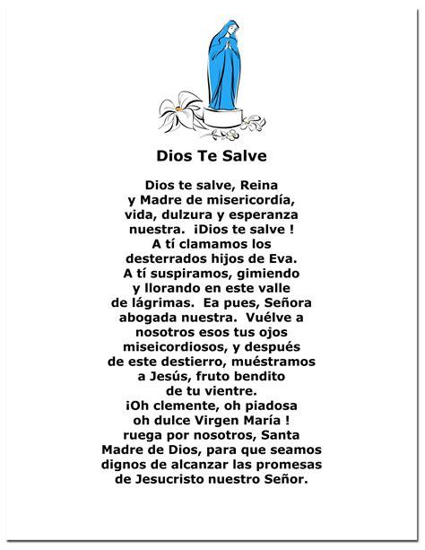 Oracciones  Prayers  | Bienvenido!