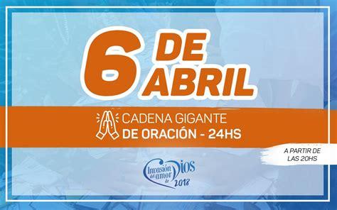ORACION 24HS  1  | Jorge Ledesma