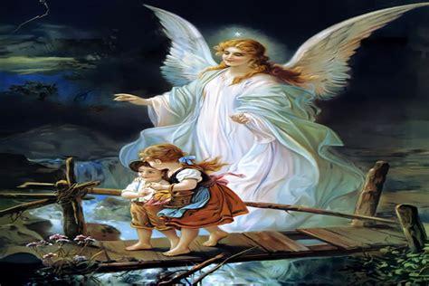 Oración Al Ángel De La Guarda,  Para Que Sirve, Como ...
