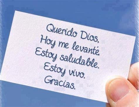 oracion de agradecimiento a dios por un nuevo dia productivo