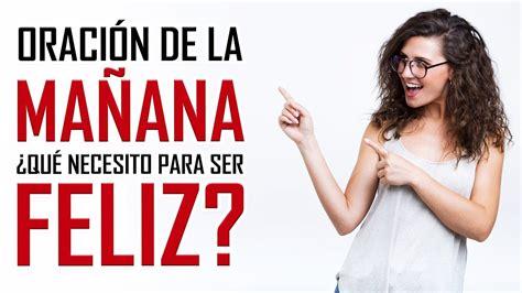 ORACION DE LA MAÑANA  DELEITATE EN LA PALABRA DE DIOS  Y ...