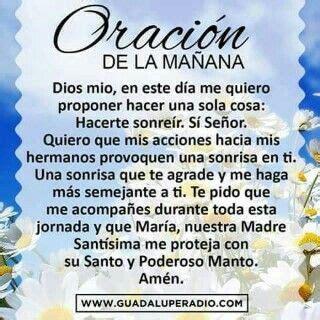 Oracion de la mañana | Oraciones, Oraciones catolicas ...