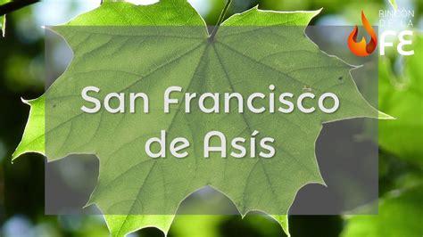 Oración de San Francisco de Asís   Oración por la paz ...