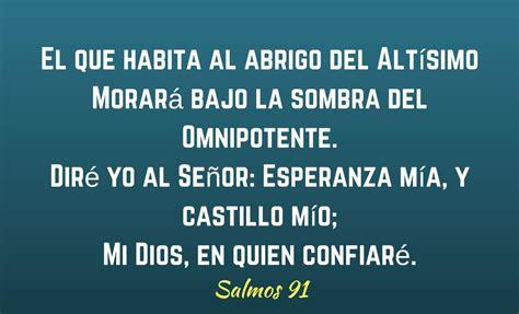 Oración guiada del salmo 91. Oración de protección en ...