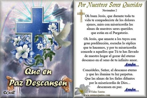 oracion para el muerto | ORACIÓN POR LOS DIFUNTOS | k ...