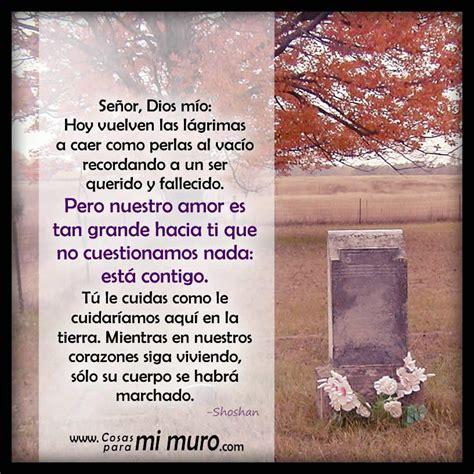 oración por el ser querido fallecido | Oraciones para ...