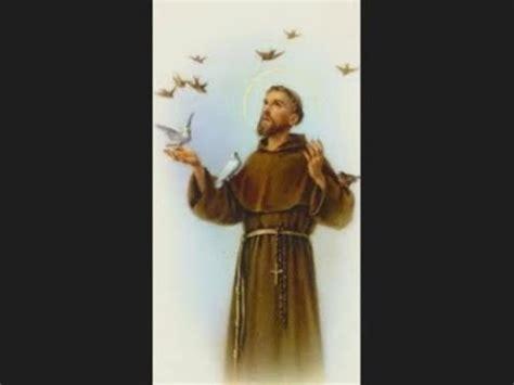 oración por la paz san francisco de asis   YouTube