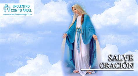 Oración Salve – Encuentro con tu ángel