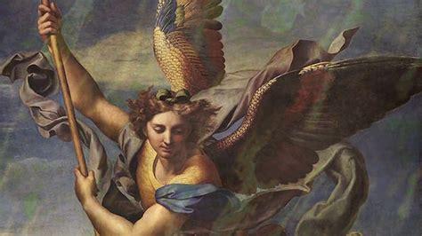 Oración San Miguel Arcángel para protección contra todo ...