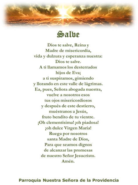 Oraciones Principales del Católico