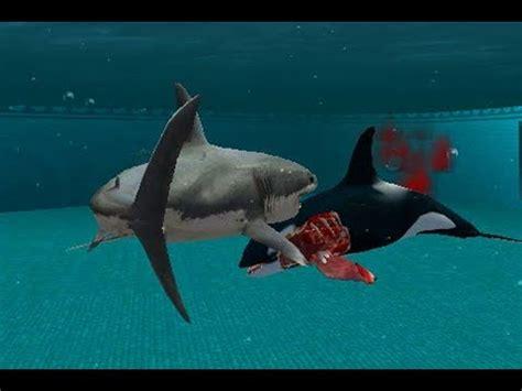 ORCA vs TIBURON   ¿Quién Ganaría?   EPIC VERSUS    YouTube